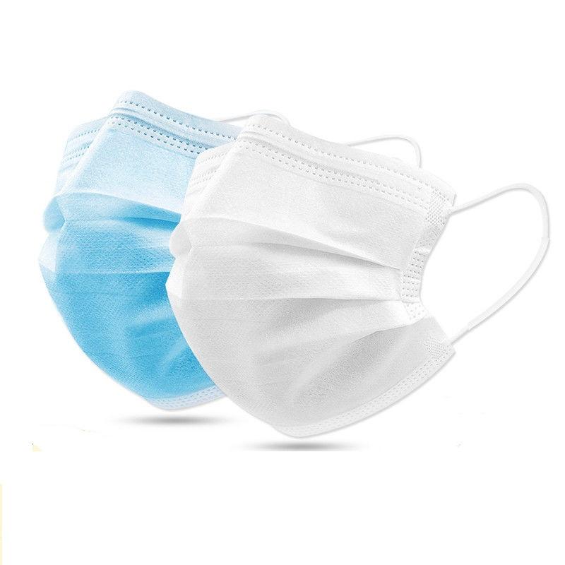 【多色可选】10只一次性高效防护口罩