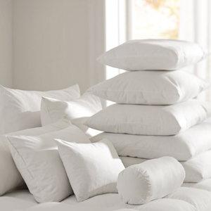 羽绒抱枕芯沙发办公室科技羽绒芯长方形靠垫芯枕芯羽绒大抱枕芯