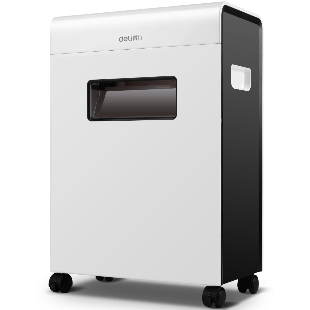 Máy hủy tài liệu thông minh hiệu quả 9901 văn phòng kinh doanh bí mật 5 cấp giấy tự động nạp năng lượng cao câm công suất lớn - Máy hủy tài liệu