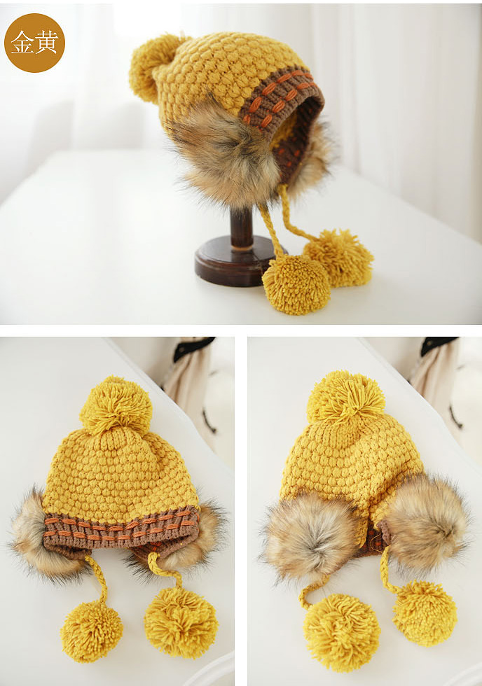 หมวกไหมพรม,หมวกกันหนาว,หมวกถักไหมพรม,หมวกใส่ฤดูหนาว