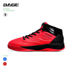 Starling James basketball shoes men's high-top winter venom 5 sneakers men's breathable non-slip wear-resistant student sports shoes