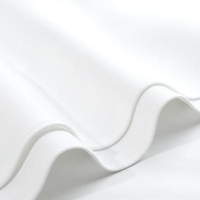 DPLAY2018 mùa xuân và mùa hè mới Châu Âu và Mỹ trắng semi-vai vòng cổ cao eo slim dress tính khí váy trắng Sản phẩm HOT