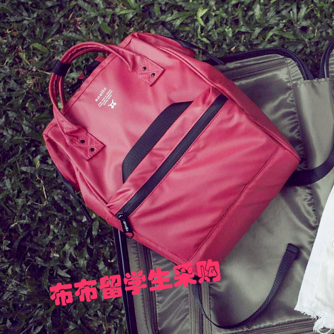 anelo shoulder bag OS Japan men and women bag full waterproof rainproof limited  edition runaway bag dd1b8701e232e