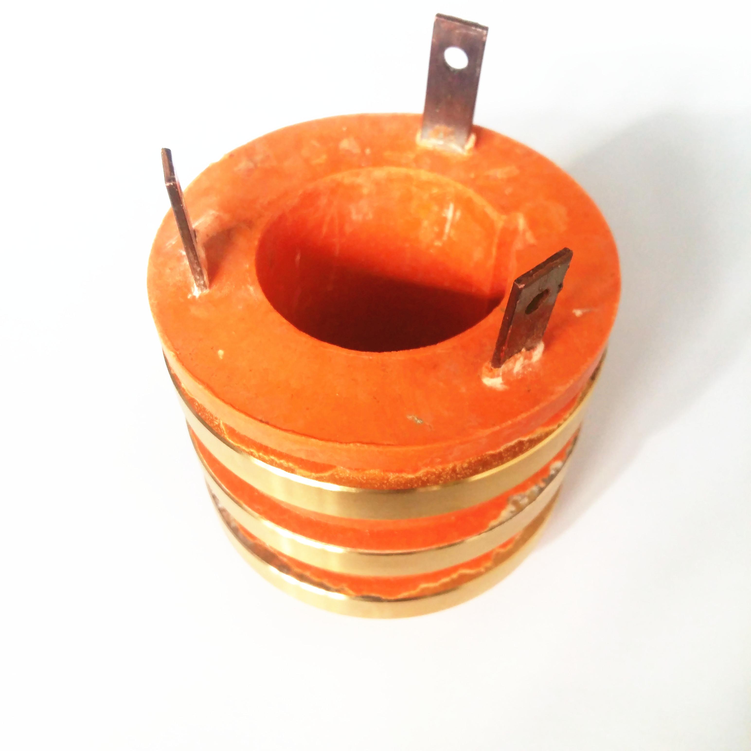 Motor slip ring slip ring copper ring carbon brush brush nest YZR132