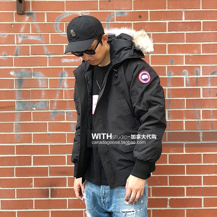 cd8c249ba8eba ... where to buy canada purchasing canada goose canada goose chilliwack men  and women air force jacket ...