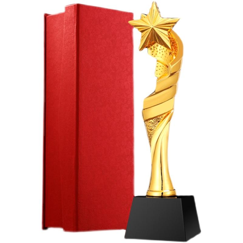 水晶奖杯定制创意授权牌定做彩印照片篮球比赛颁奖牌荣誉刻字儿童