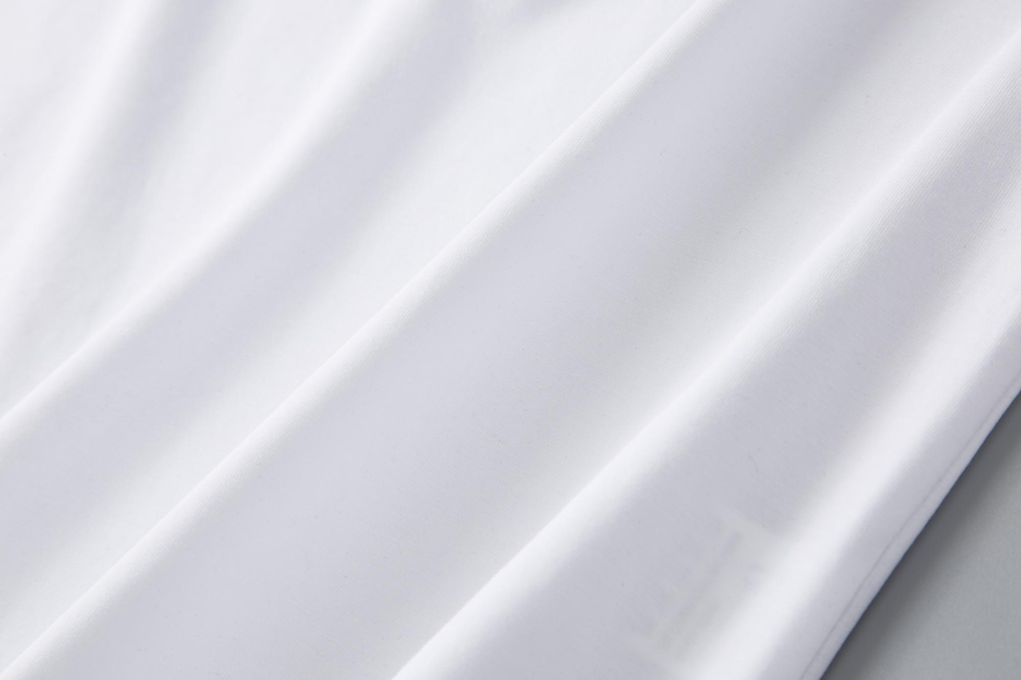 A274/C8844#2019夏季新款品质轻奢烫钻工艺丝光棉夏装T恤短袖P50