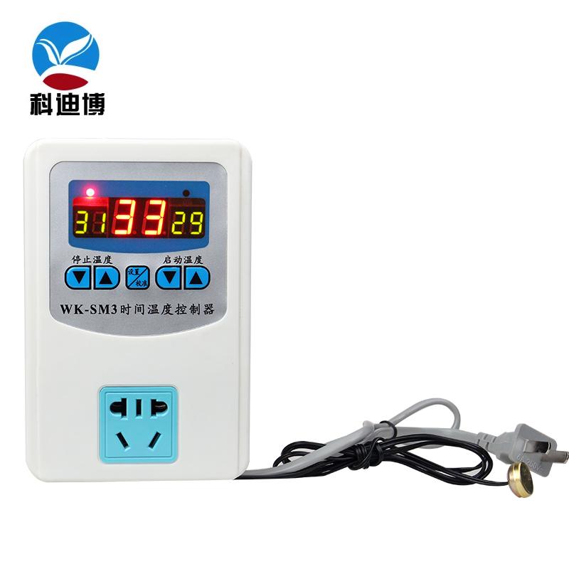 Цифровой автоматический микрокомпьютер умный термостат температура контролер переключатель электронный термостат инструмент температура выход