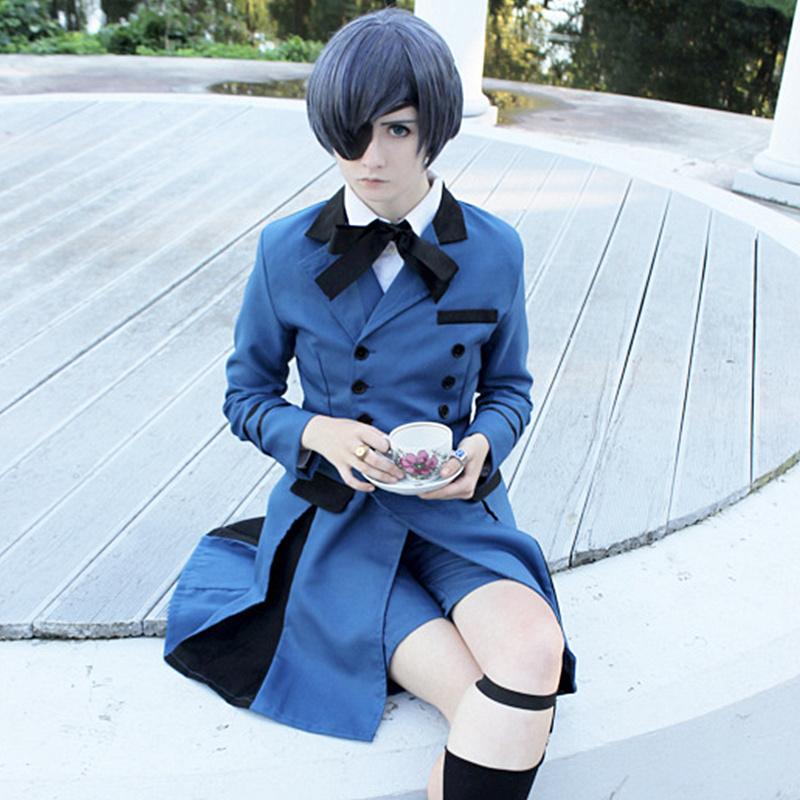Usd 43 29 Japanese Anime Kuroshitsuji Young Master Cos Clothing