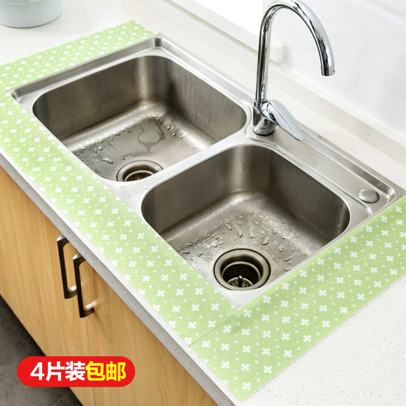 Kitchen Before And After Source · USD 8 07 Sink Countertops Waterproof  Stickers Kitchen Stove Wash