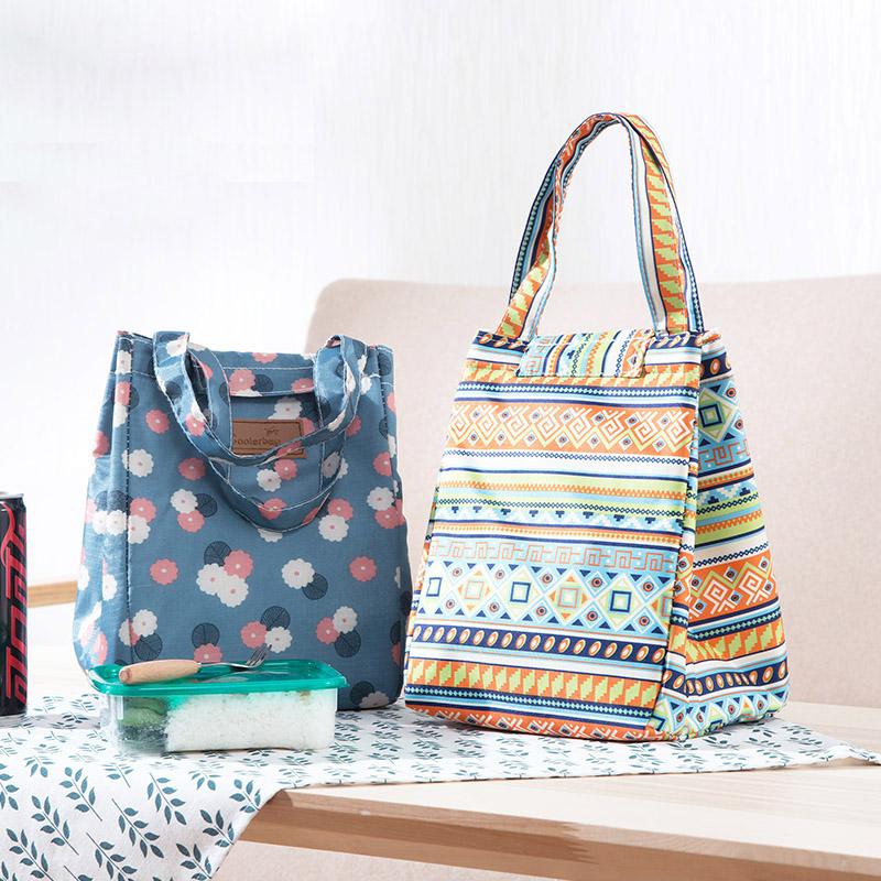 Домой домой oxford легко пакет коробка для завтрака обмотка рис пакет студент большой размер мешок теплоизоляции мешок сумочку коробка для завтрака мешок