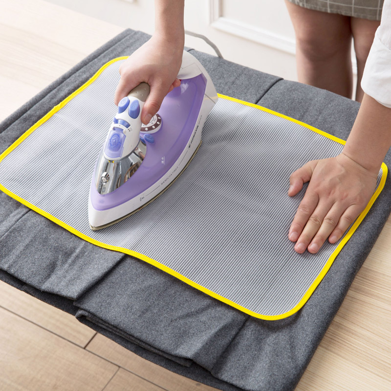 Japan Imported Iron Ironing Pad Cloth Insulation Ironing Pad Ironing Cloth  Home Portable Ironing Board ...