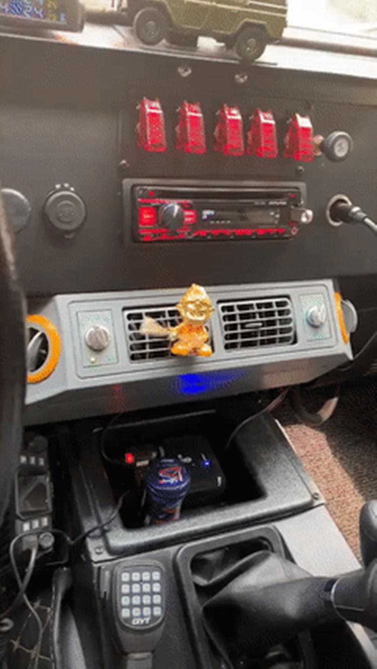 货车用空调机406蒸发器总成24v北汽212铲车车载制冷改装越野车12v