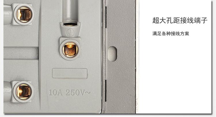 usb多孔充电面板 86型暗装 前两只体验价7.9元包邮 2a输出 坛友必备