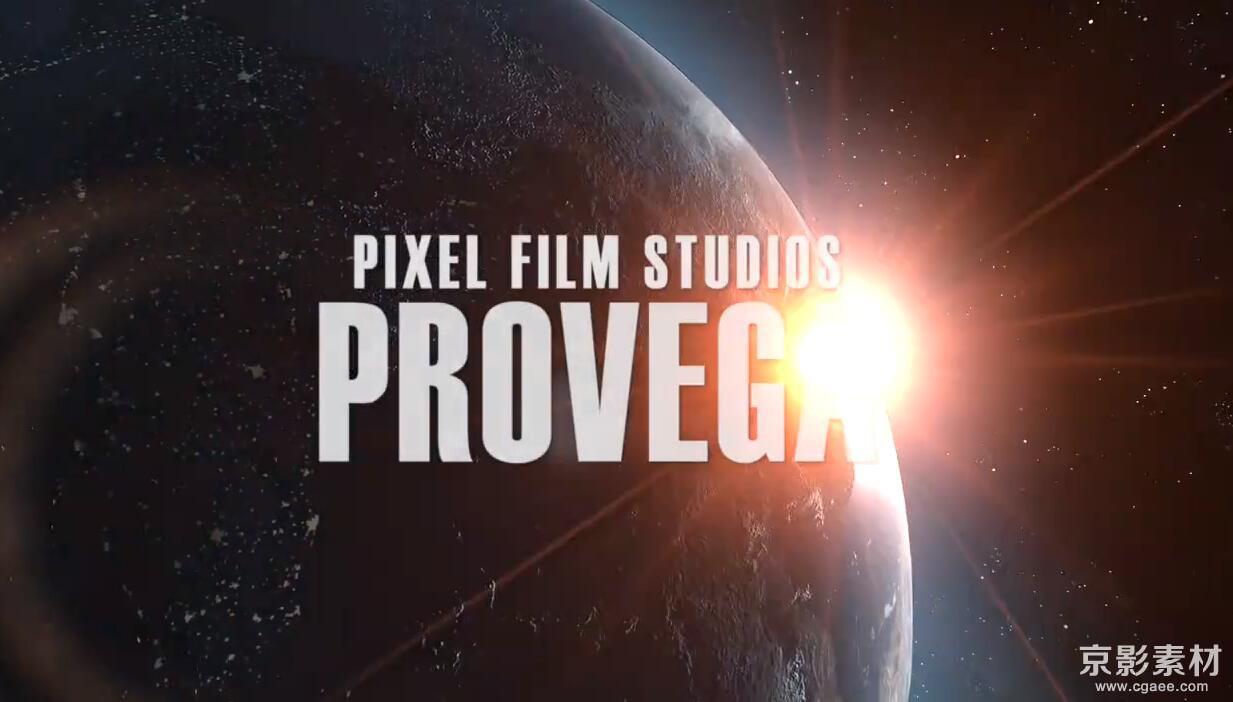 FCPX插件-PROVEGA 1 专业镜头耀斑插件-中文/英文