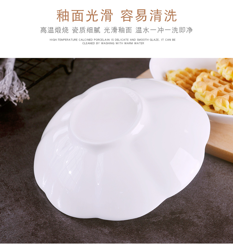 Jingdezhen glaze red plate color ipads China network under the household of Chinese style originality irregular deep dish dish ceramic plate plate
