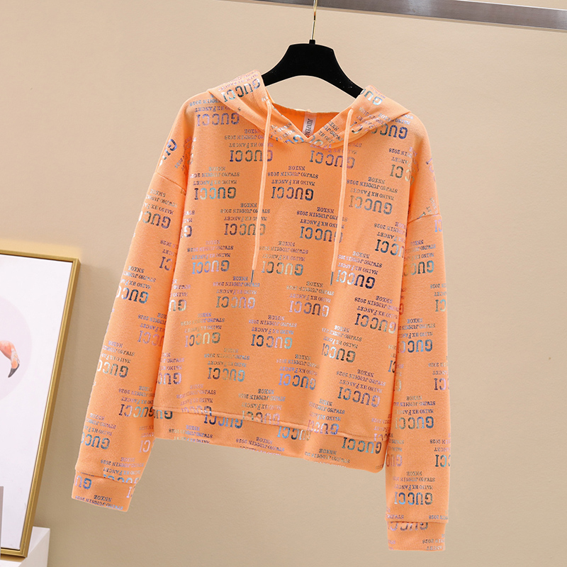 Ms. Wei Yi thin hooded ins long-sleeved 2020 new Korean version of loose spring and autumn early autumn jacket tide 42 Online shopping Bangladesh