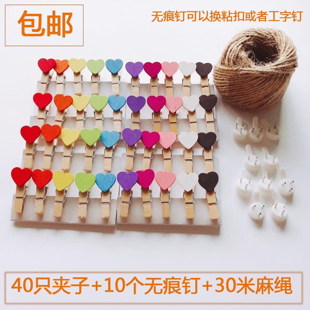 Цветочный  3.5 цвет Сердце 40 + 10 ногтей +