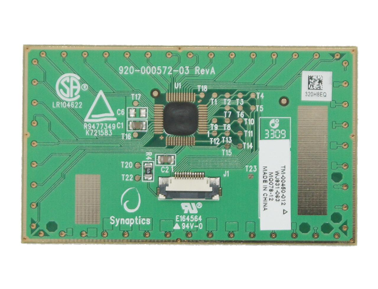 新到货50pcs TM-00460-012 920-000572-03 Touchpad 笔记本电脑触摸鼠标板 触摸板