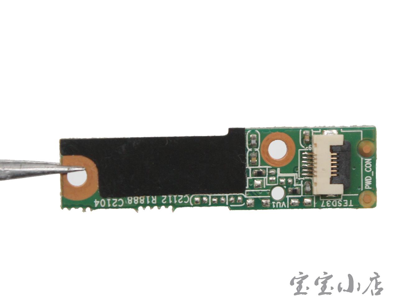 BH5958_A REV1.0 联想 B465C 电源按键开关小板