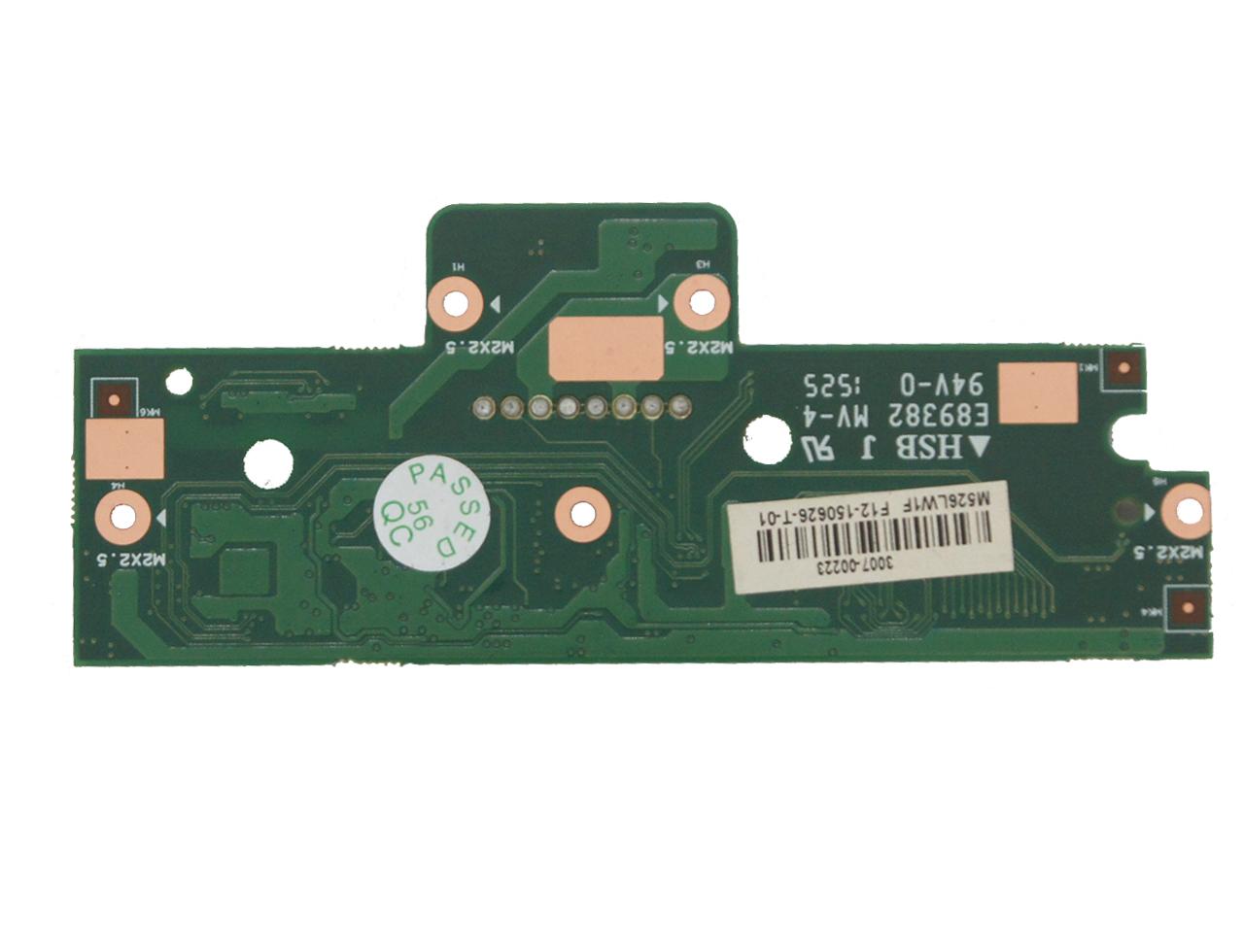 联想Lenovo miix 3-1030 磁吸底座键盘 接口小板 BH5418E V1.4 DOCK USB 8pin board