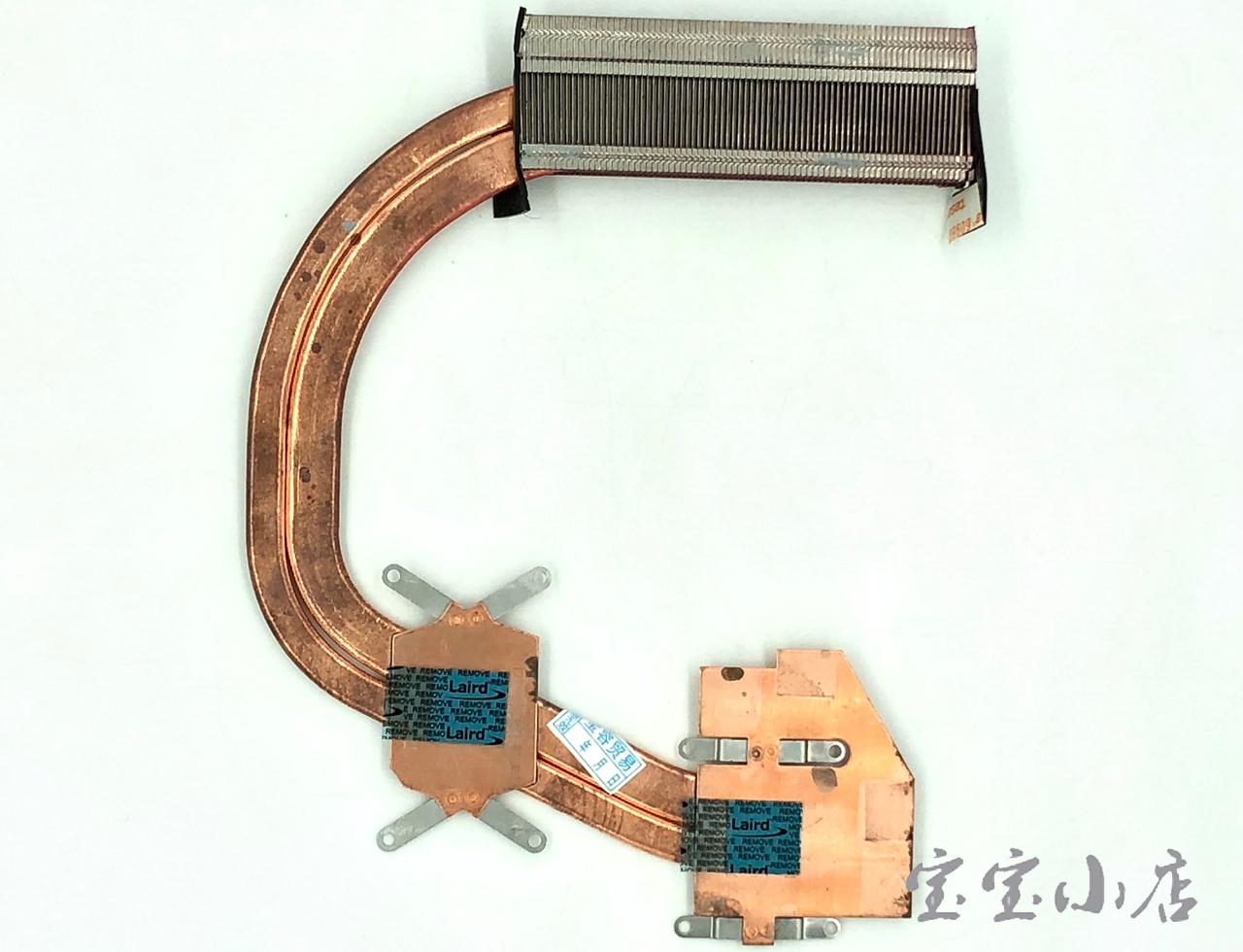 新到货120片 华硕Asus GL55JX GL552J CPU GPU散热器模组导热铜管13N0-RZA0101