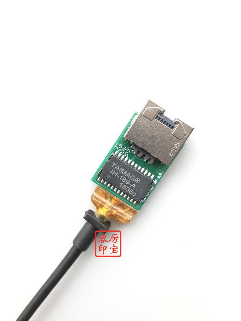 全新到货50pcs 联想ThinkPad 2018款 X1 网卡X280 以太网转接线 网卡4X90Q84427 FRU 01YU026