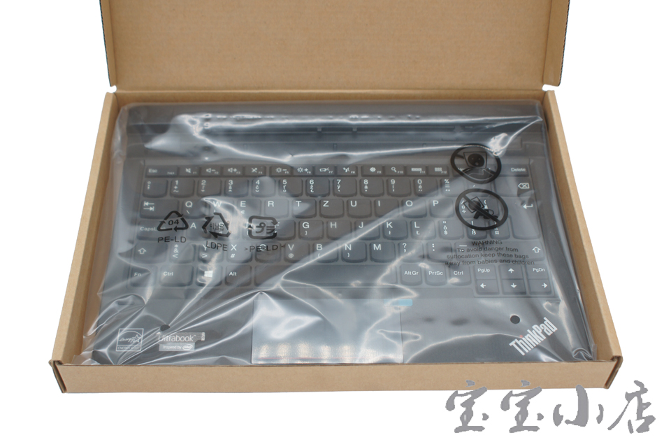 00HW424联想ThinkPad Helix Ultrabook Keyboard Slovak 拓展坞 磁吸键盘 底座