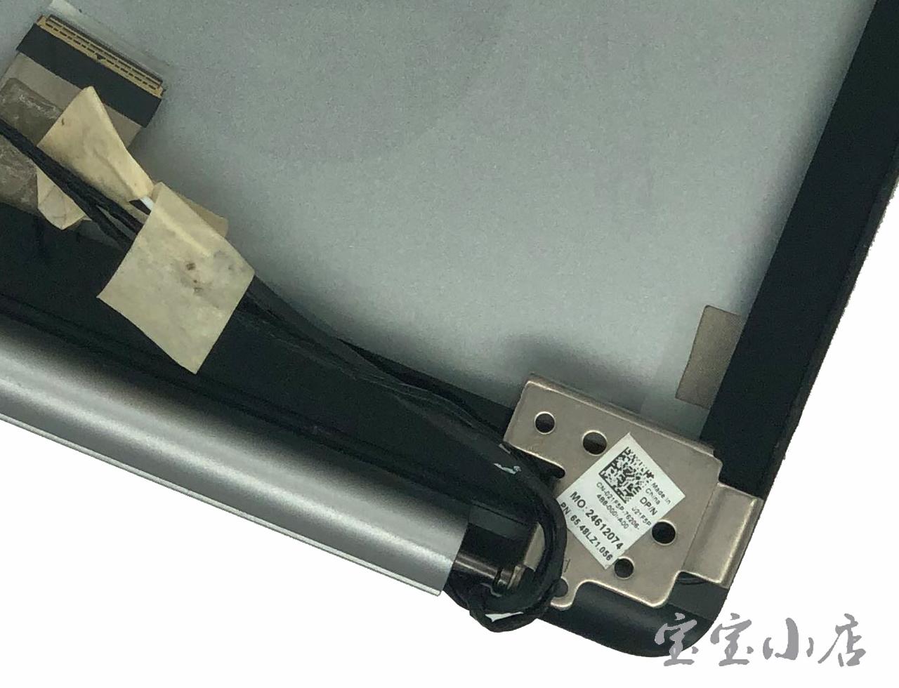 新到货40片 戴尔 Dell Inspiron 17 7737 P24E A壳 B壳 屏轴  屏线 触摸屏玻璃面板 摄像头 60.40l08.004