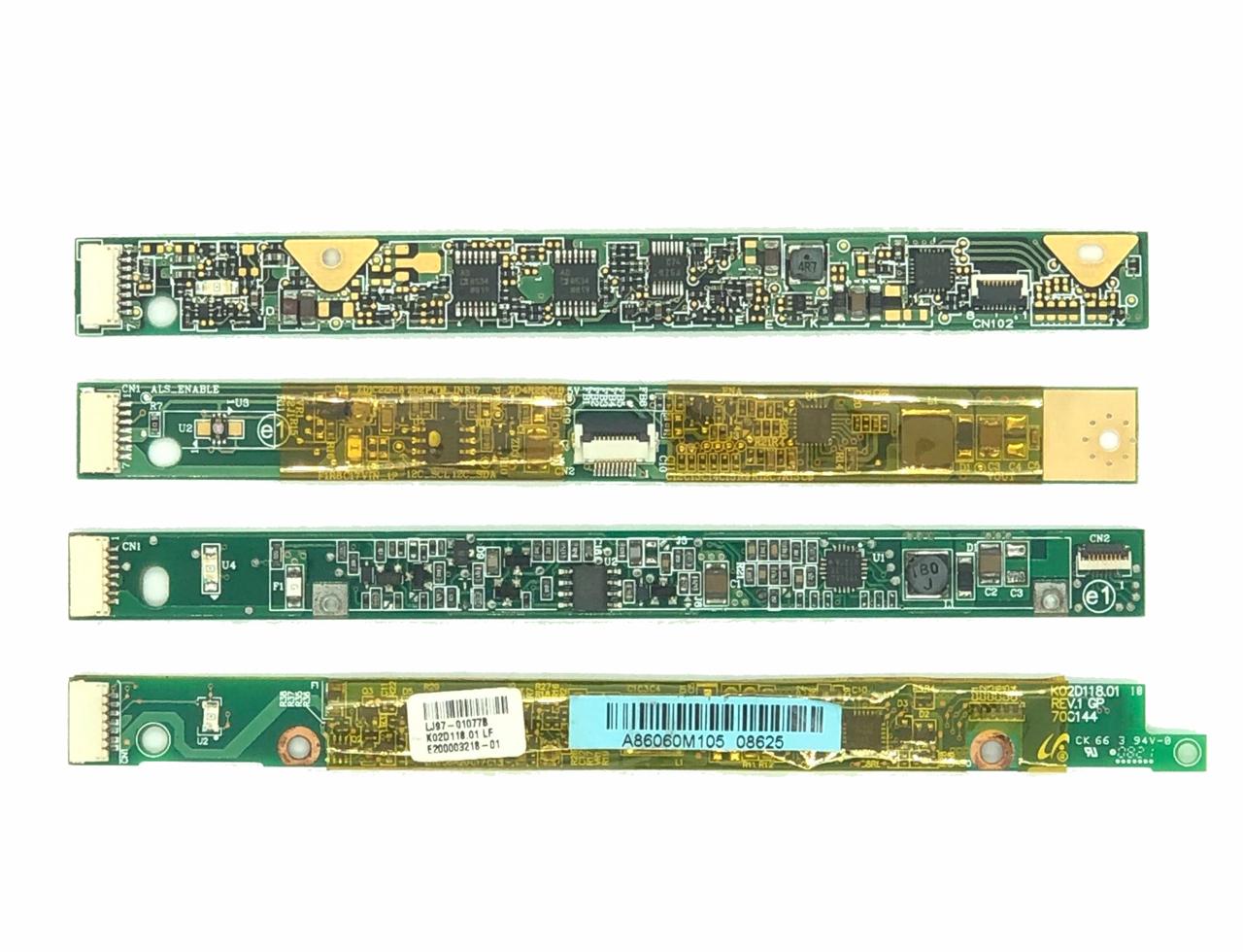 惠普HP 2510P LED 高压条 暗屏备件 NRP28-DEW7VA13 K02D118.01 27-D020957 PWB-IV11122T/B1-AU- LF
