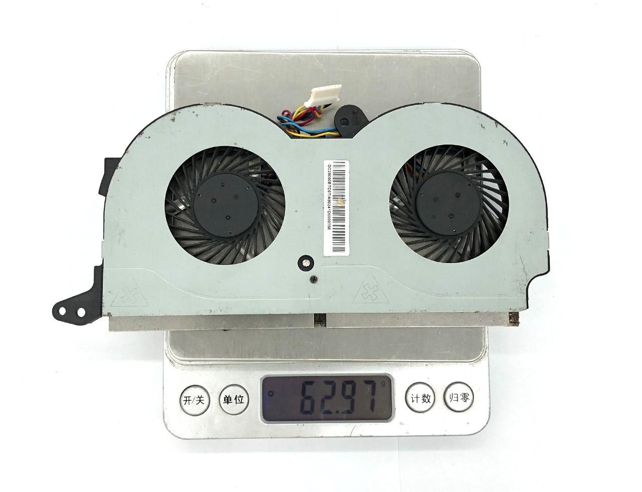 联想Y40-80 Y40-70 Y50-70 Y70-70 散热风扇5H40H13361 Laptop Cooling FAN AT1880010S0 DC28000ETD0