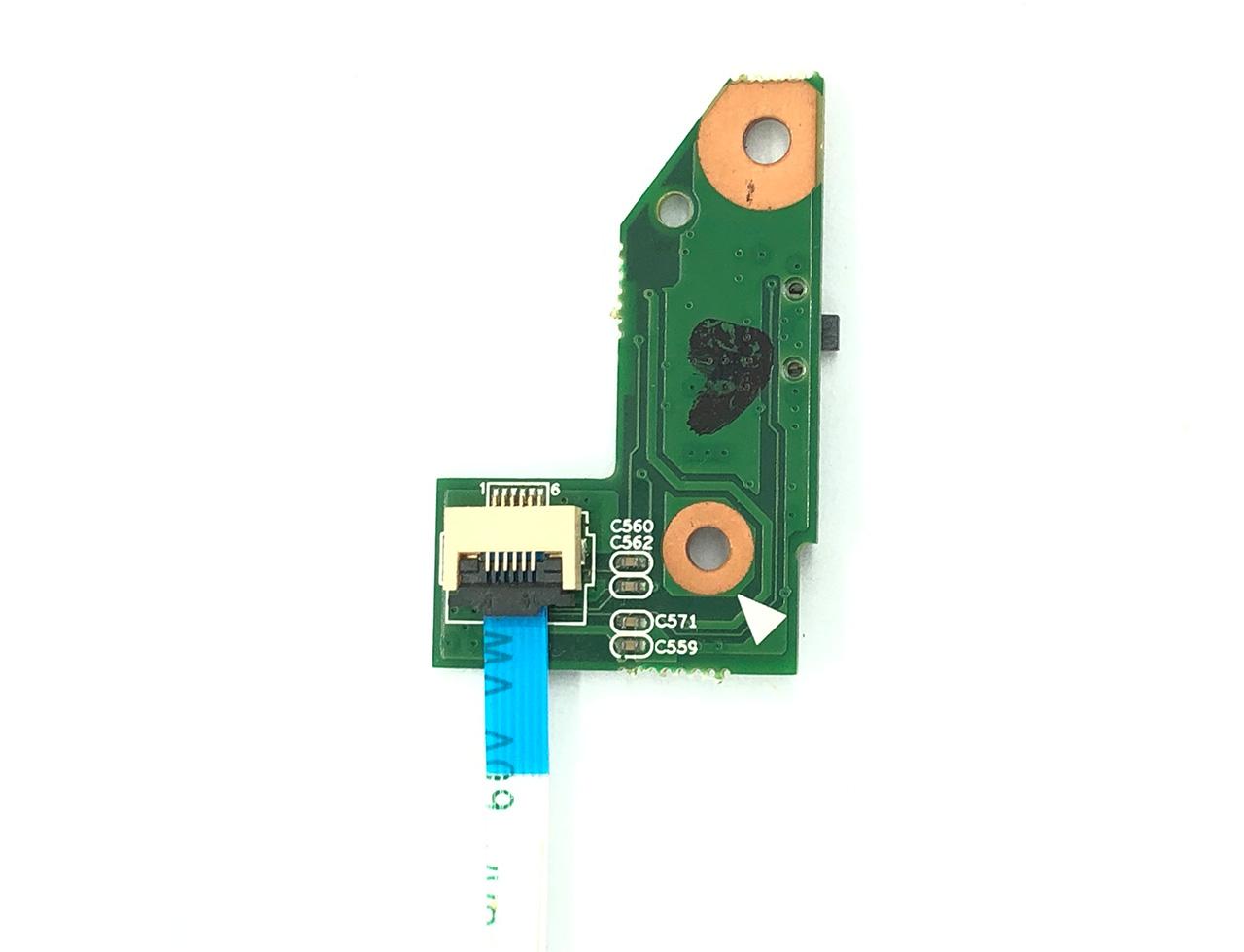 联想Lenovo IdeaPad S210 S20-30电源开关小板 开机按键板Power Button Board ON OFF Switch with Cable BH5290A