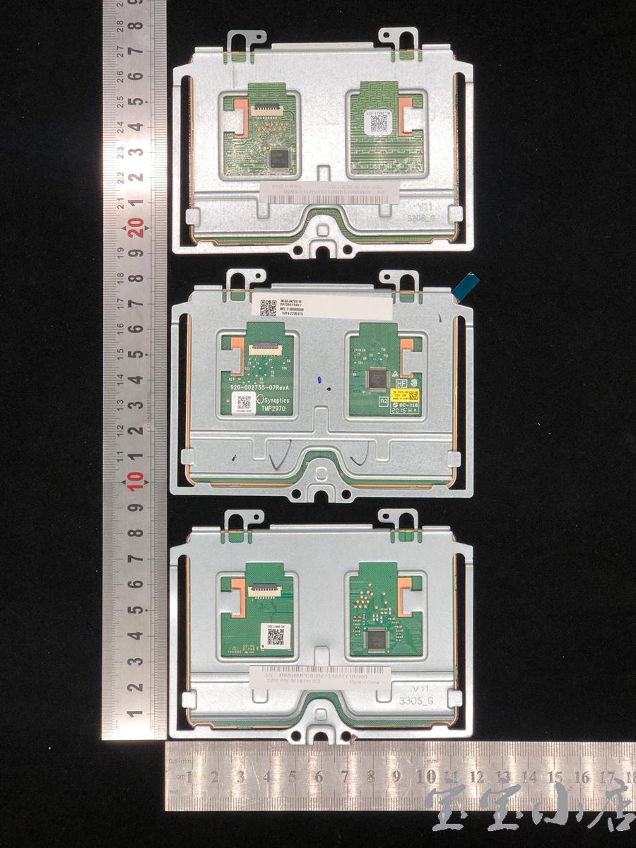 宏基ACER触摸板NC.24611.02C NC.24611.02Y NC.24611.026  920-002755-07RevA  TM-P2970-002鼠标板