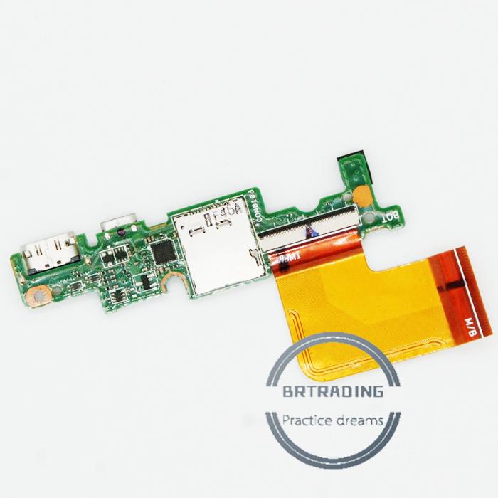 戴尔Dell Venue Pro 7130 7140 V11充电小板 USB接口高清接口 解决无法充电 3W充电