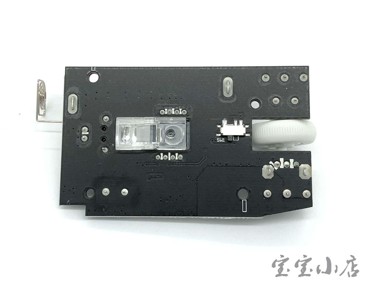 小米青春版2.4G无线鼠标拆解 失灵 无反应故障修复Xiaomi Mi Wireless Mouse Youth Edition 1200dpi 2.4ghz WXSB01MW