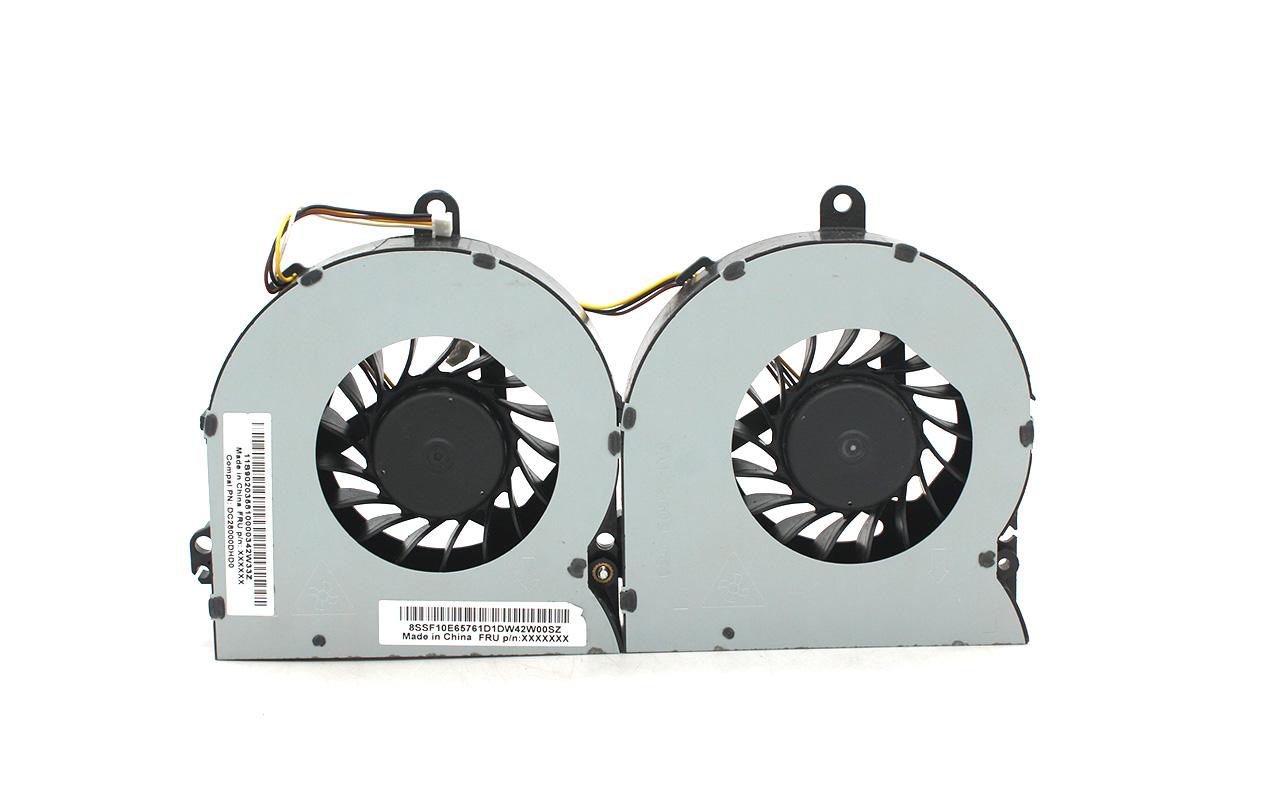 联想Lenovo Ideacentre C560 一体机电脑散热风扇  台达产BUB0812DD DC12V 0.58A DC28000DHD0 用于过热死机 卡顿 噪声大配件更换维修
