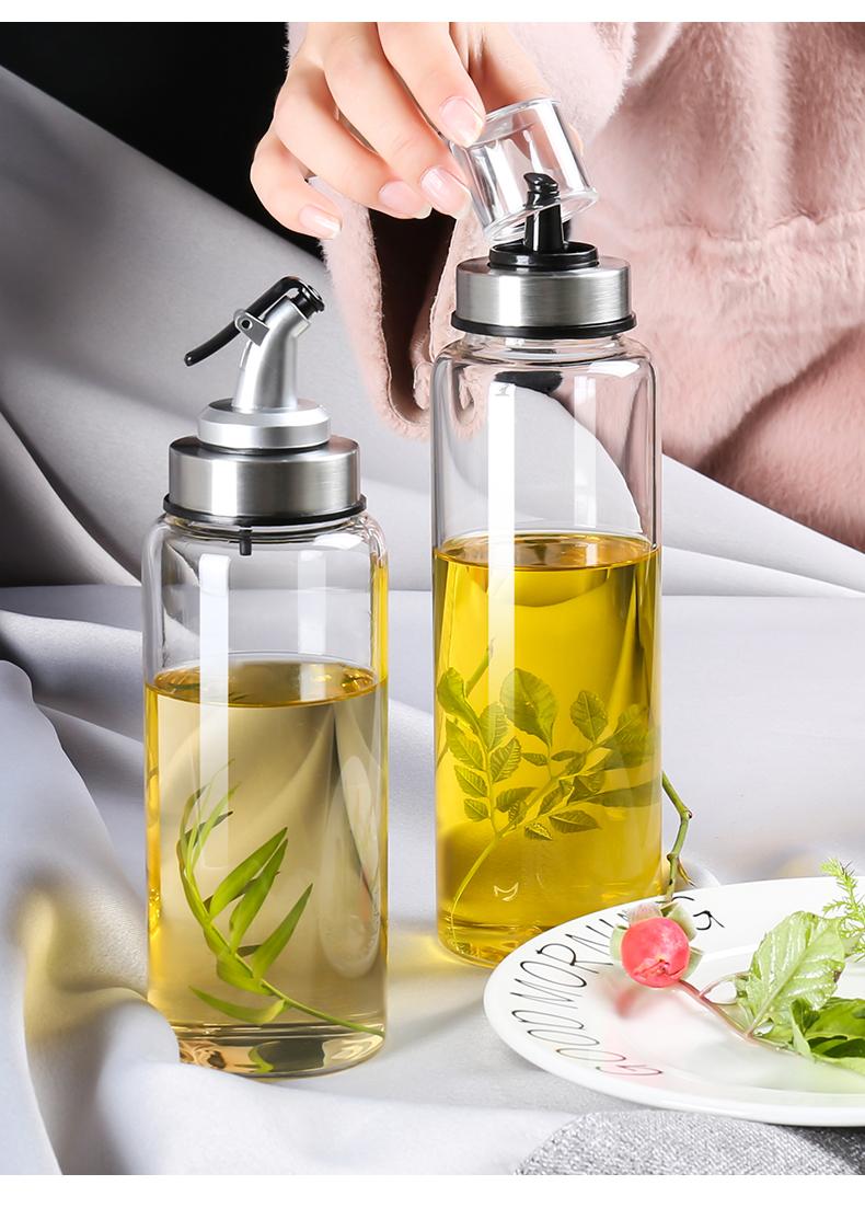 调味盒家用调味罐防潮调味罐子组合套装厨房收纳盒盐罐调味瓶油壶详细照片