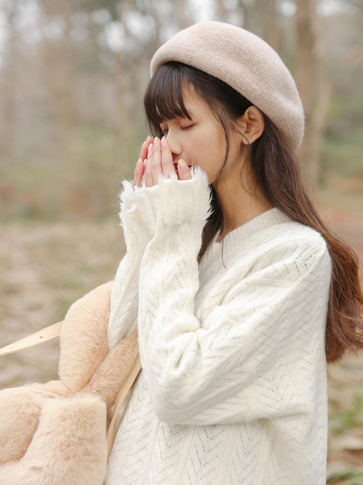白金天使 日系风