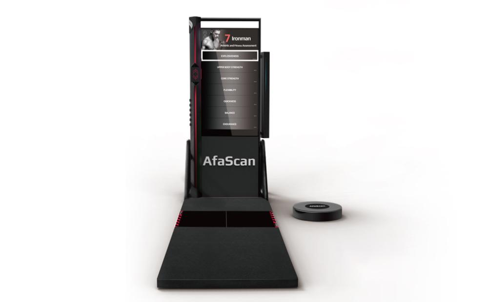 AfaScan体能评估系统
