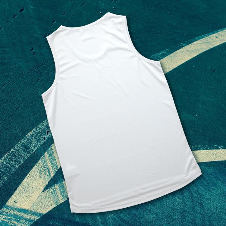 肌肉先生日落東單灌籃高手籃球衣訓練背心湘北隊服街球街頭籃球服訂製diy