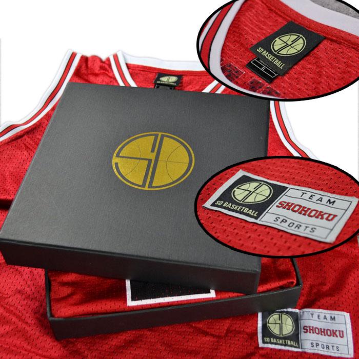 SD灌籃高手球衣隊服湘北3號赤木晴子籃球衣背心籃球服套裝紅色