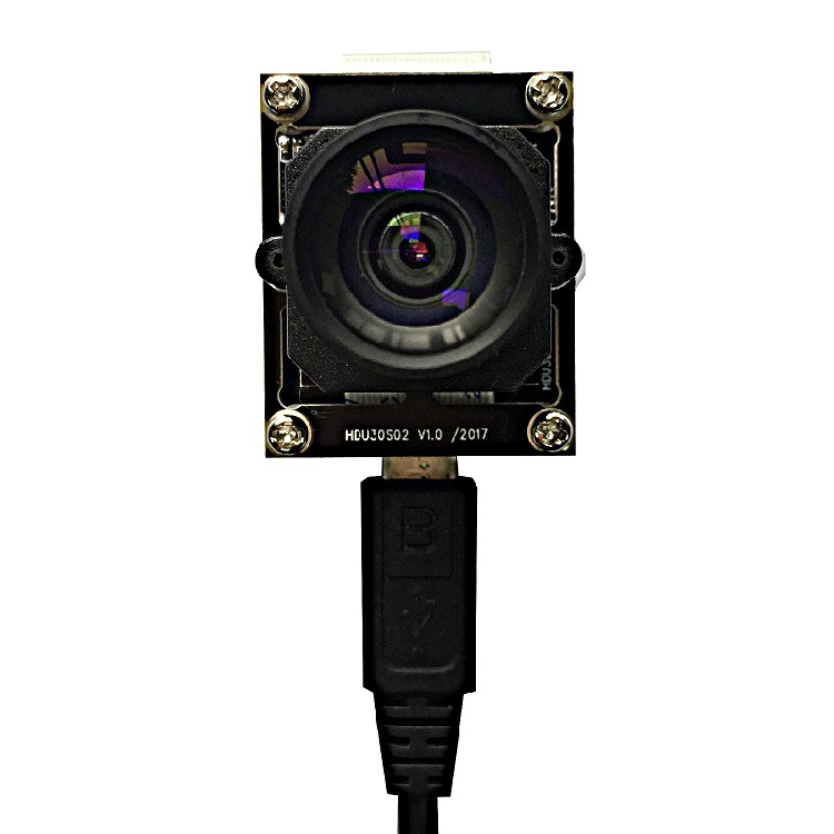 720P60 frame high frame rate USB Camera Module black and White Star ...
