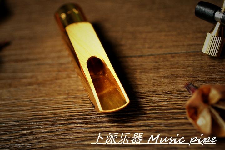 Мундштук Играя дома саксофон ВЧ металл флейта глава поставляемого мягкого высокого качества головки для обеспечения
