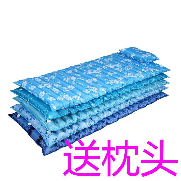 Водяная кровать ребенок водяной матрас студент комната с несколькими кроватями волны вода подушка один диван вода сиденье ледяной падения температура лед