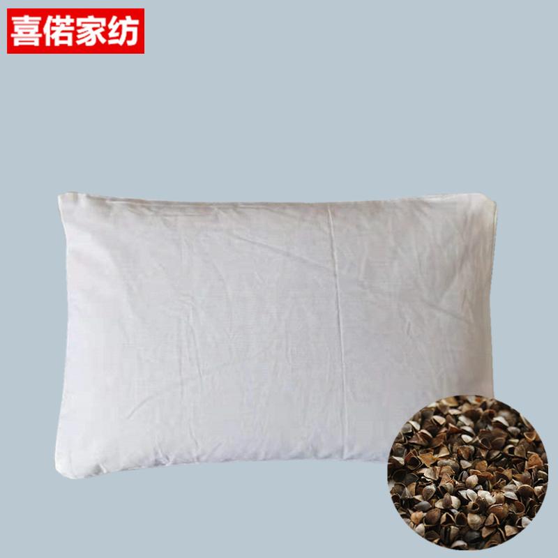 儿童加长荞麦枕头枕芯婴儿枕幼儿荞麦枕头单人枕小学生枕头幼儿园