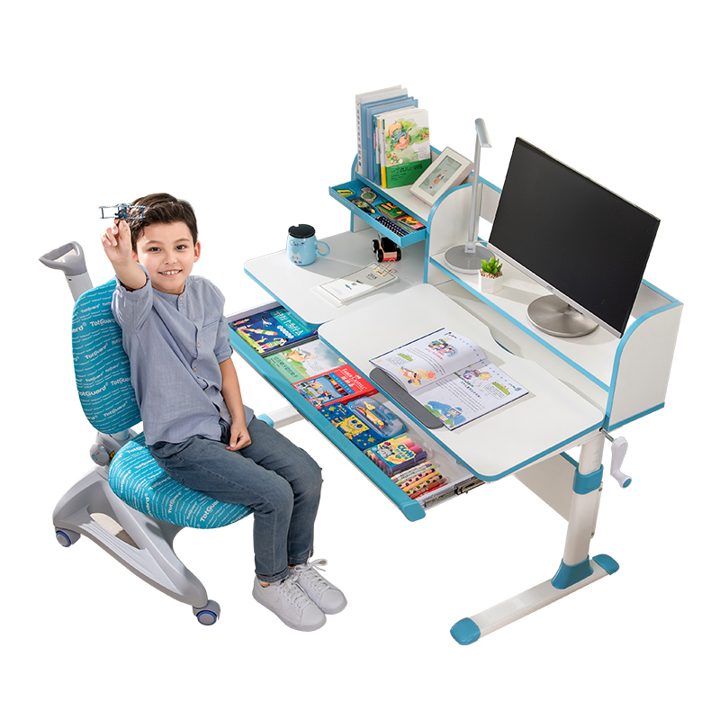 Child Care Children S Learning Table Children S Desk Writing Table Chair Can Lift Primary School Students Home Student Desk And Chair Set