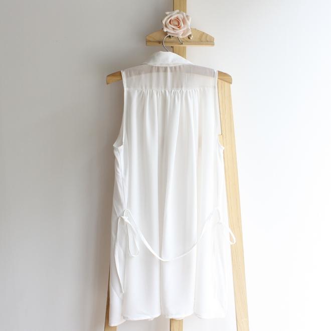 женская рубашка 2017 от дня отдела искусств resexy оригинальный сингл был тонкий рукавов блузка белая Шифоновое топы