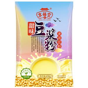 豆浆粉早餐商用速溶豆粉原味