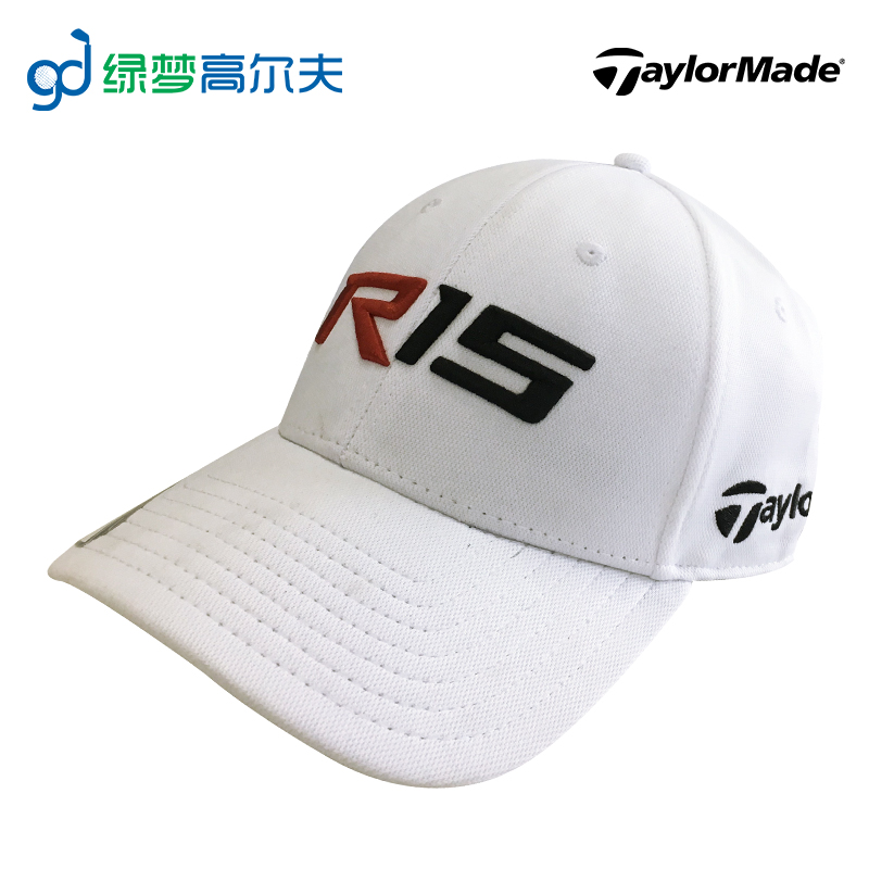 fa896421a21 TaylorMade TaylorMade golf cap golf Men ladies cap visor hat with top hat  white. Zoom · lightbox moreview · lightbox moreview ...