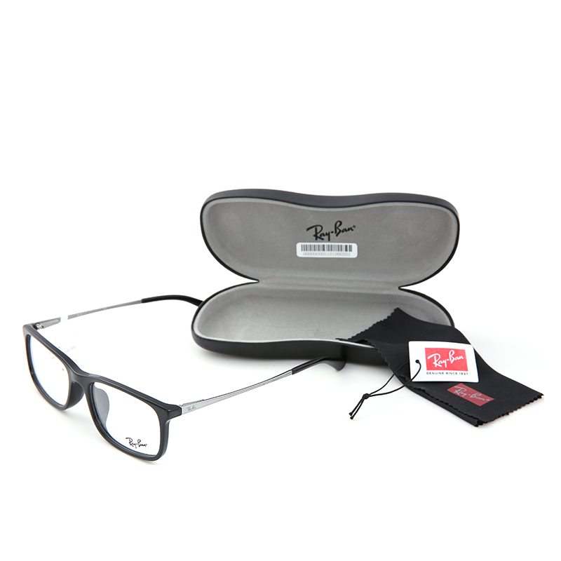 USD 112.16] The new Ray-Ban glasses frame plate men and women myopia ...